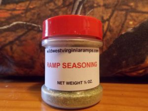 ramp seasoning