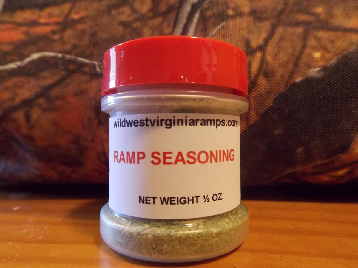 ramp seasoning