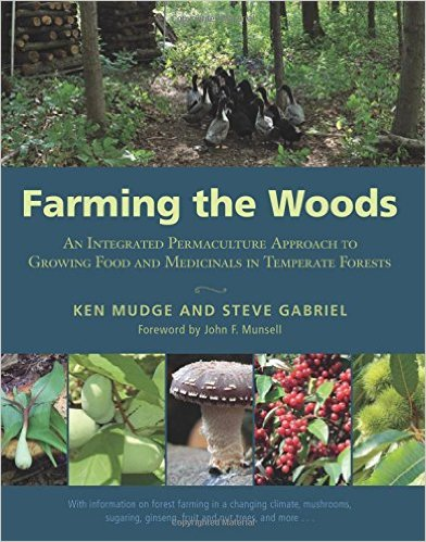 farming in the woods